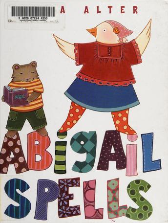 Cover of: Abigail spells | Anna Alter