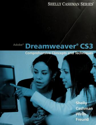 Cover of: Adobe Dreamweaver CS3   Gary B. Shelly ... [et al.].