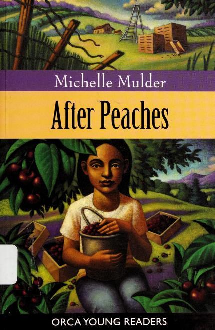 After peaches by Michelle Mulder