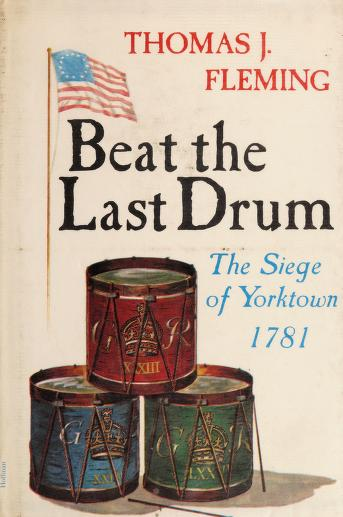 Beat the last drum by Fleming, Thomas J.