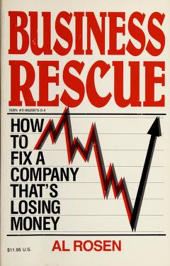 Cover of: Business Rescue | Al Rosen