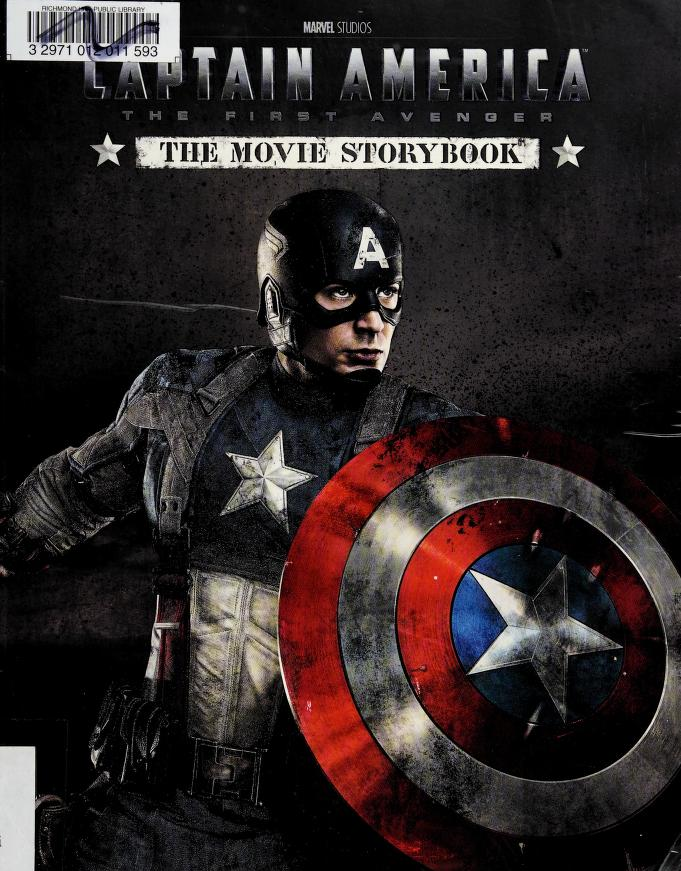 Captain America, the first avenger by Elizabeth Rudnick