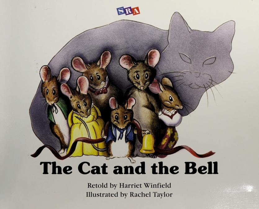 The cat and the bell by Harriet Winfield