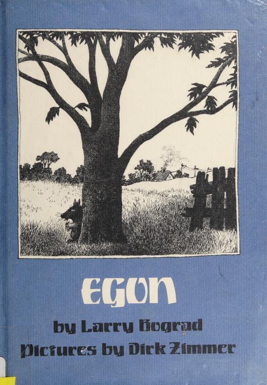 Egon by Larry Bograd