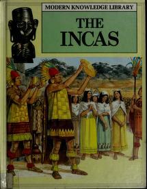 Cover of: The Incas   Anne Millard