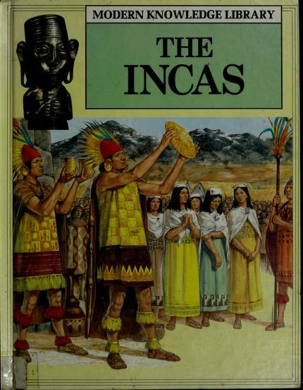 The Incas by Anne Millard