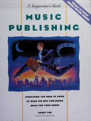 Cover of: Music publishing | Randy Poe