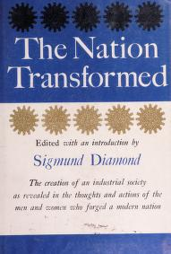 Cover of: The Nation transformed | Sigmund Diamond