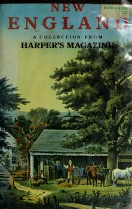Cover of: New England : a collection from Harper's magazine |