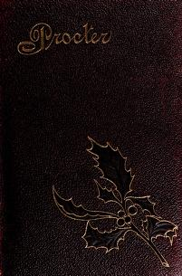 Cover of: The poems of Adelaide A. Procter | Adelaide Anne Procter