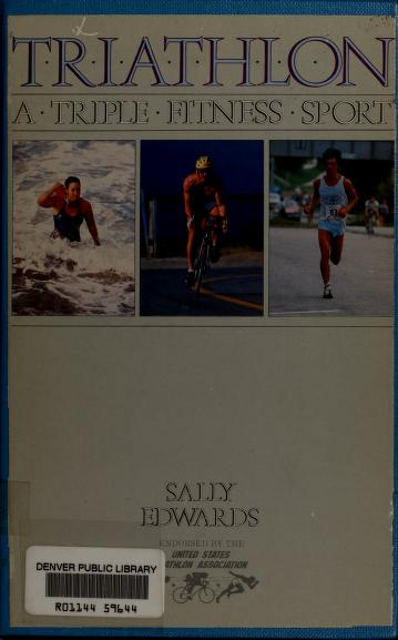 Cover of: Triathlon | Sally Edwards