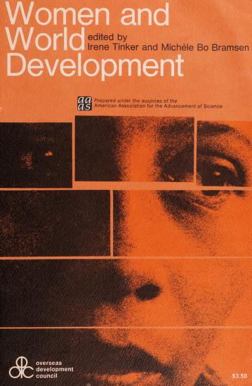 Cover of: Women and world development   AAAS Seminar on Women in Development (1975 Mexico City, Mexico)
