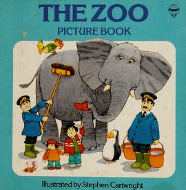 Cover of: Zoo Picture Book (Picture Board Book Ser.) | H. Amery